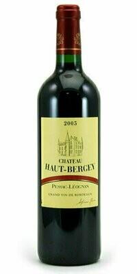 Château Haut-Bergey Pessac-Léognan 2005