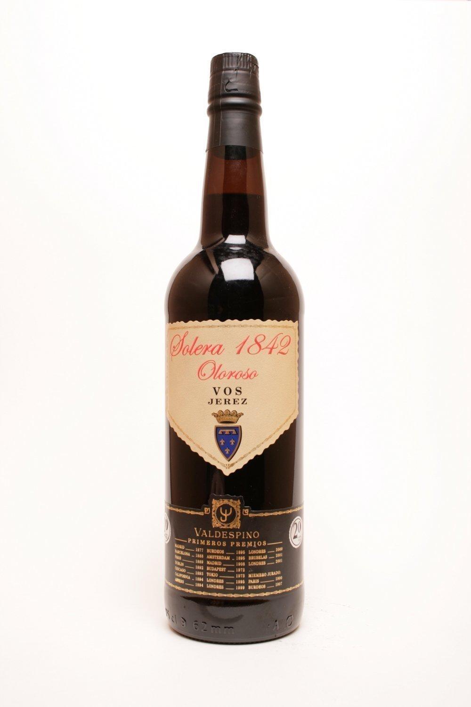 Valdespino Old Oloroso Solera 1842  VOS