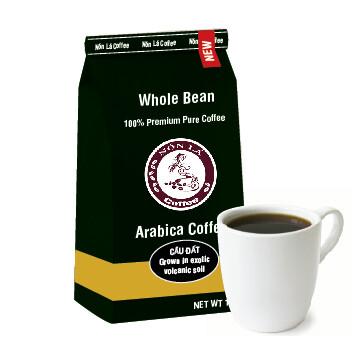 Cầu Đất Arabica. Premium - Whole Bean