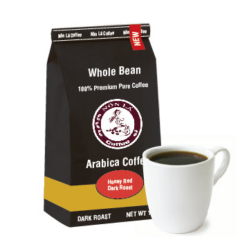 Arabica - Honeyed Red - Whole Bean