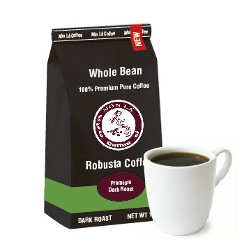 Robusta - Premium - Whole Bean