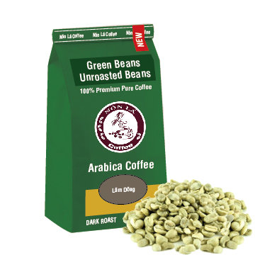 Arabica - Green Bean - Lâm Đồng