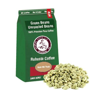 Robusta - Green Bean - Buôn Mê Thuât