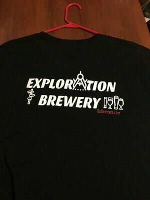 Exploration Brewery T Shirt