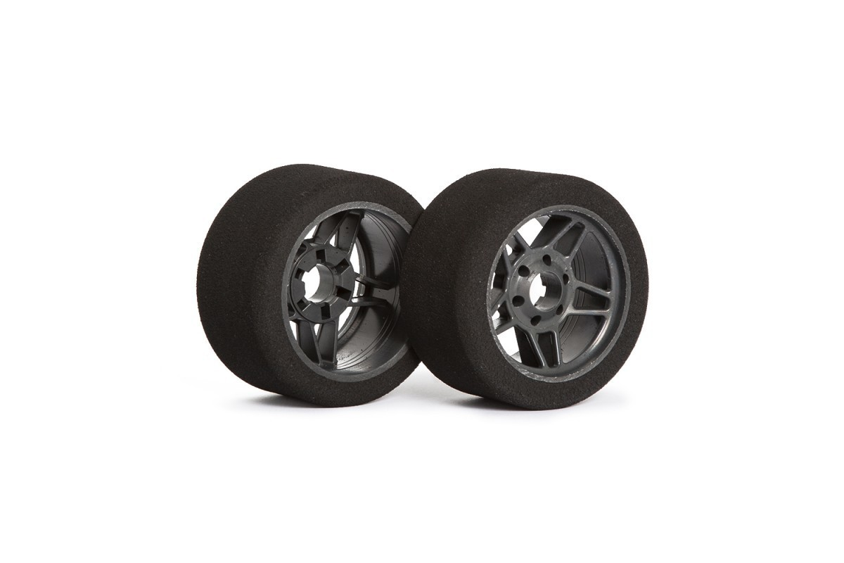 "Matrix 1/8 Front ""Five"" Carbon Tires 32 Shore"