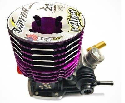 Ielasi Tuned Raptor GT Engine