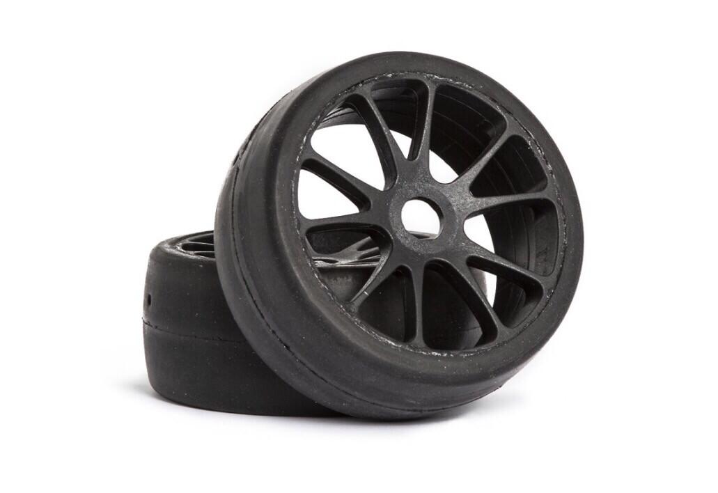Matrix GT Carbon Rubber Tires (Full Set)