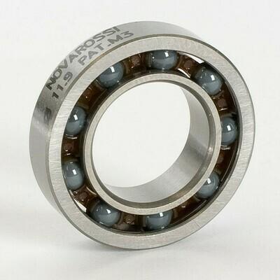 NOVAROSSI 16605 Rear .12 Bearing - 9 Ceramic Balls