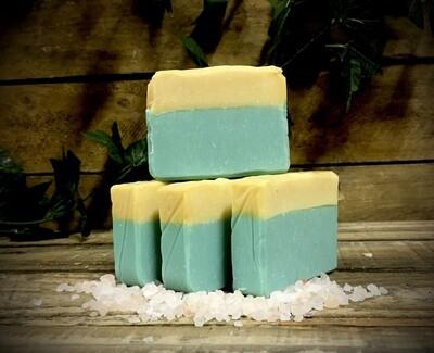 Lemon and Lime Soap