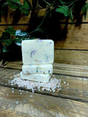 Peppermint Confetti Soap