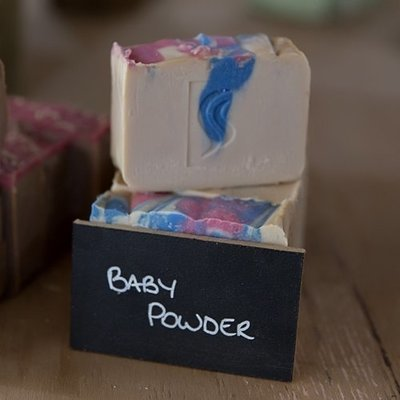 Baby Powder Soap