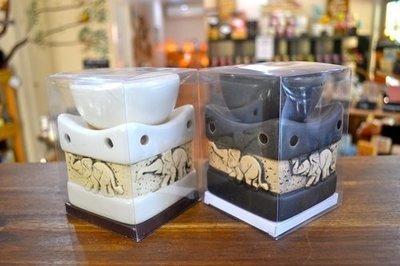 Elephant Ceramic Oil Burner