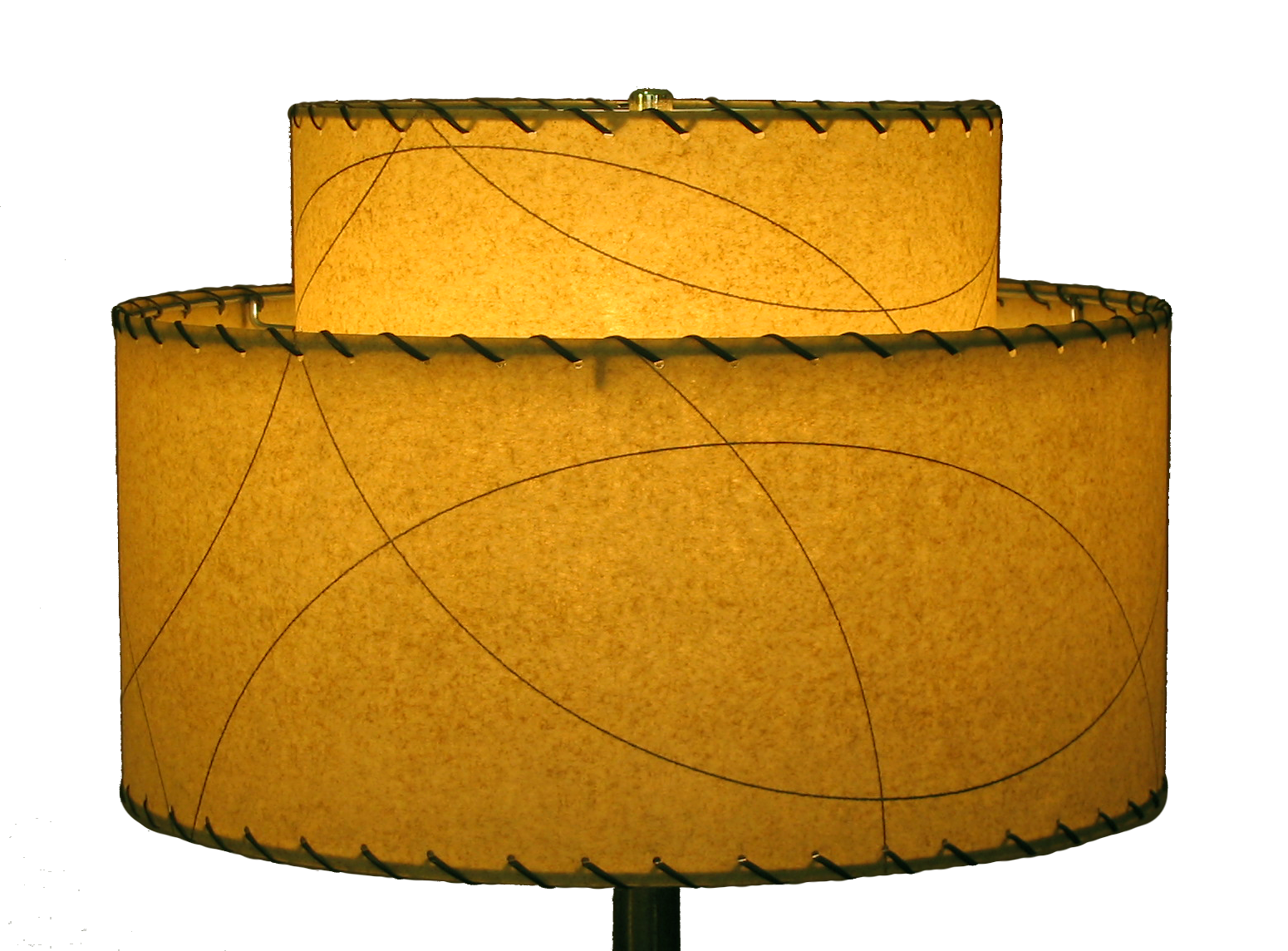 Large 2-Tier Lampshades 000L2T