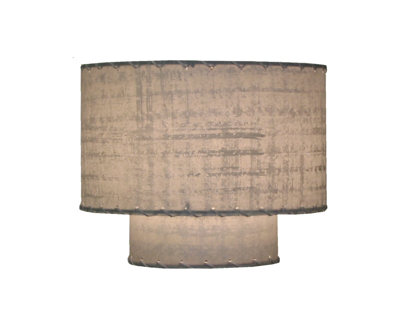 Small Reverse 2-Tier Lampshades SR2T