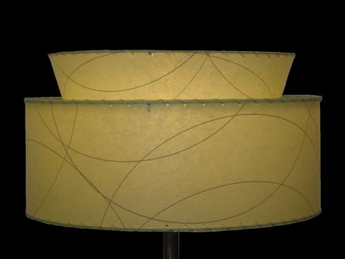 XL Atomic 2-Tier Lampshades 00XLA2T