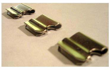 Shade Clips (set of three) 00H-SC
