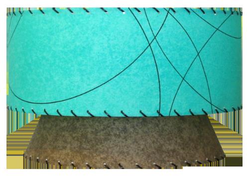 XL Reverse Atomic 2-Tier Pendant Lamp 0XLRA2T-P