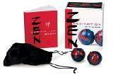 ZEN MEDITATION BALLS (book & 2 chiming meditation balls)