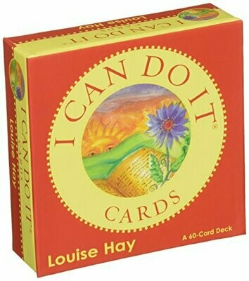I Can Do It Cards (Beautiful Card Deck) by Louise Hay