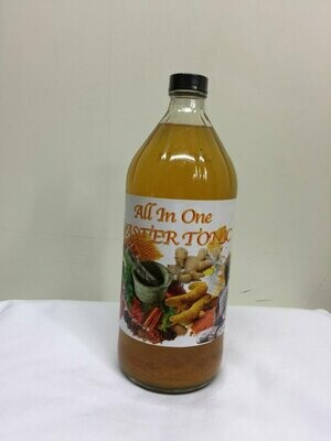 All-In-One Master Tonic   32  oz