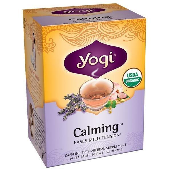 Yogi Tea Organic Calming Tea