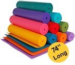 YOGA Accessories 1/4'' Extra Thick Deluxe Yoga Mat YP41MATXXX44