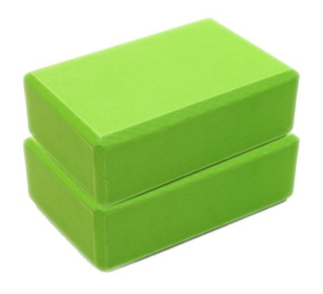 4'' Foam Yoga Block YP41BLKXXX04