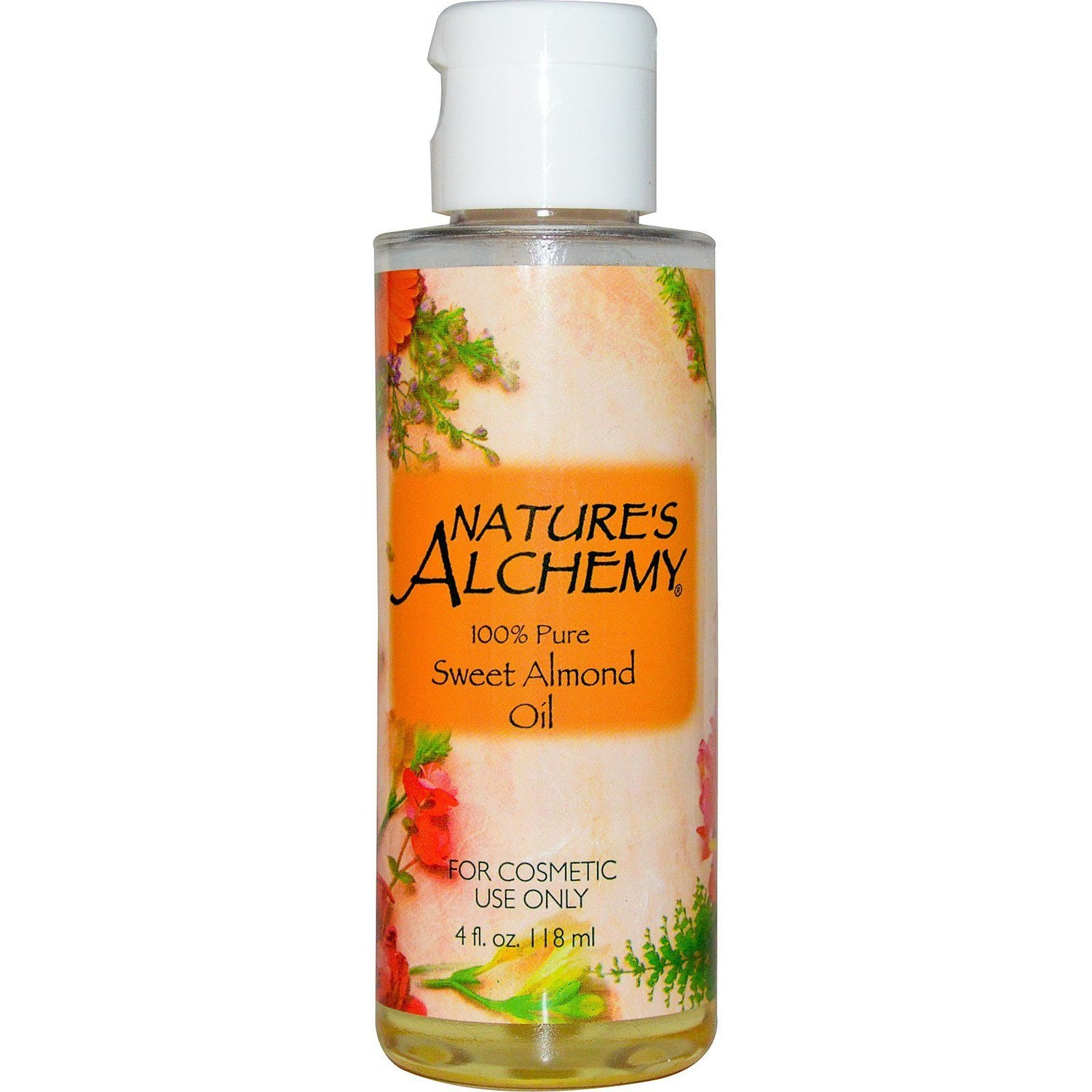 Nature's Alchemy  100% Pure Sweet Almond Oil