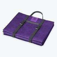 YOGA MAT, ON THE GO FOLDABLE