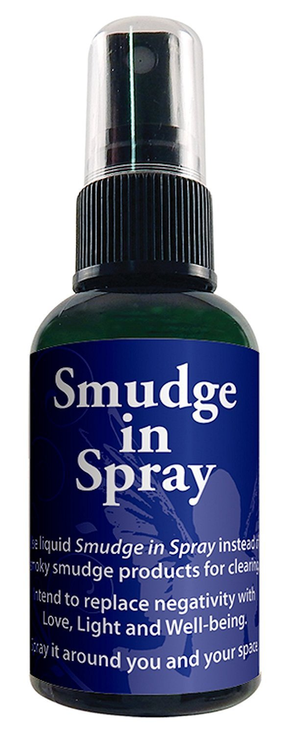 Smudege in Spray 108111-9789991575926