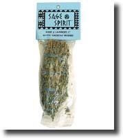 "Sage Spirit Sage/Lavender  Small  5"" Smudge Sticks 5276-9789991121253"