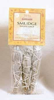 INCENSE, WINDROSE--MINI ASSORTED SMUDGE