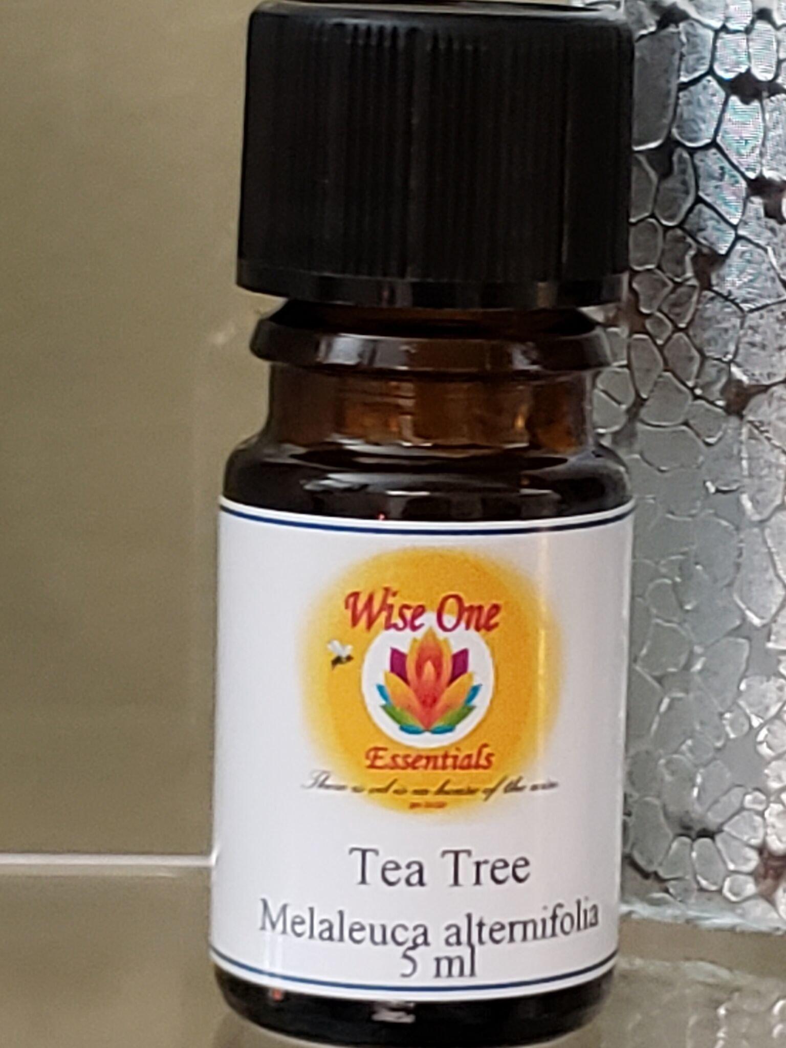 Tea Tree Essential Oil (5ml) 142-5