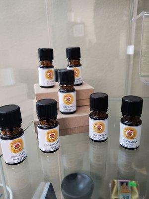 Chakra Essential Oil Blend, 7th (Crown)