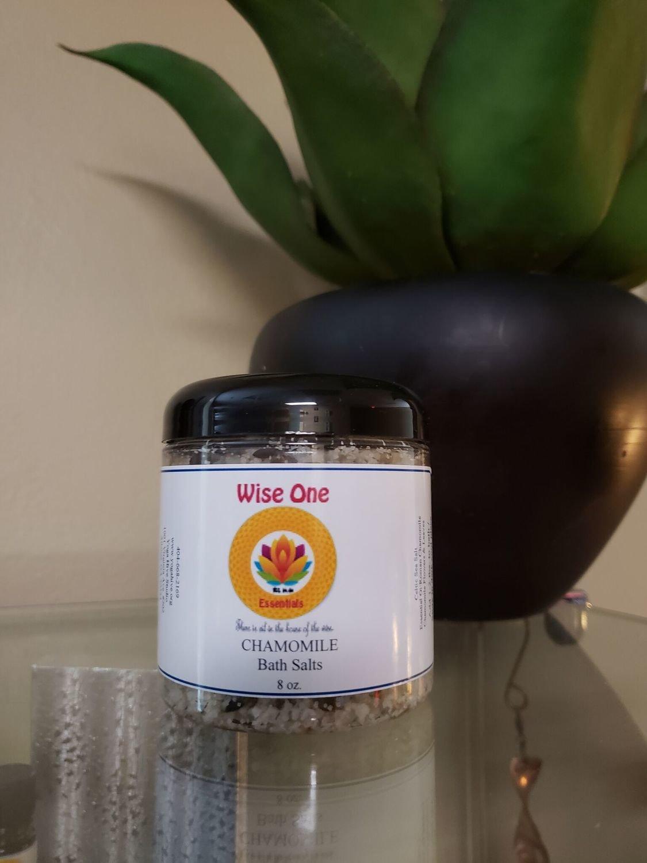 Aromatherapy Bath Salt - Chamomile