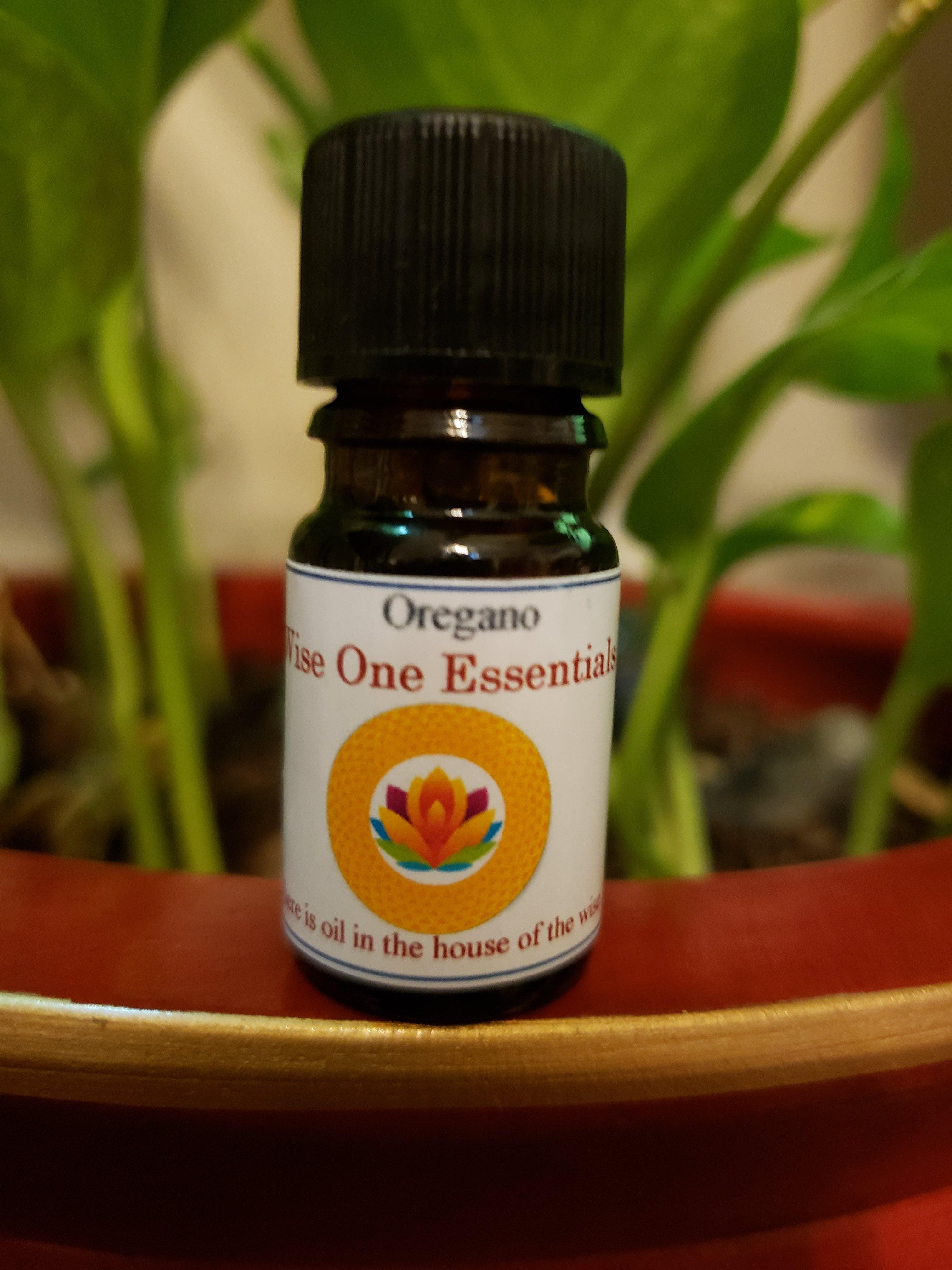 Oregano Essential Oil (5ml) 115-5