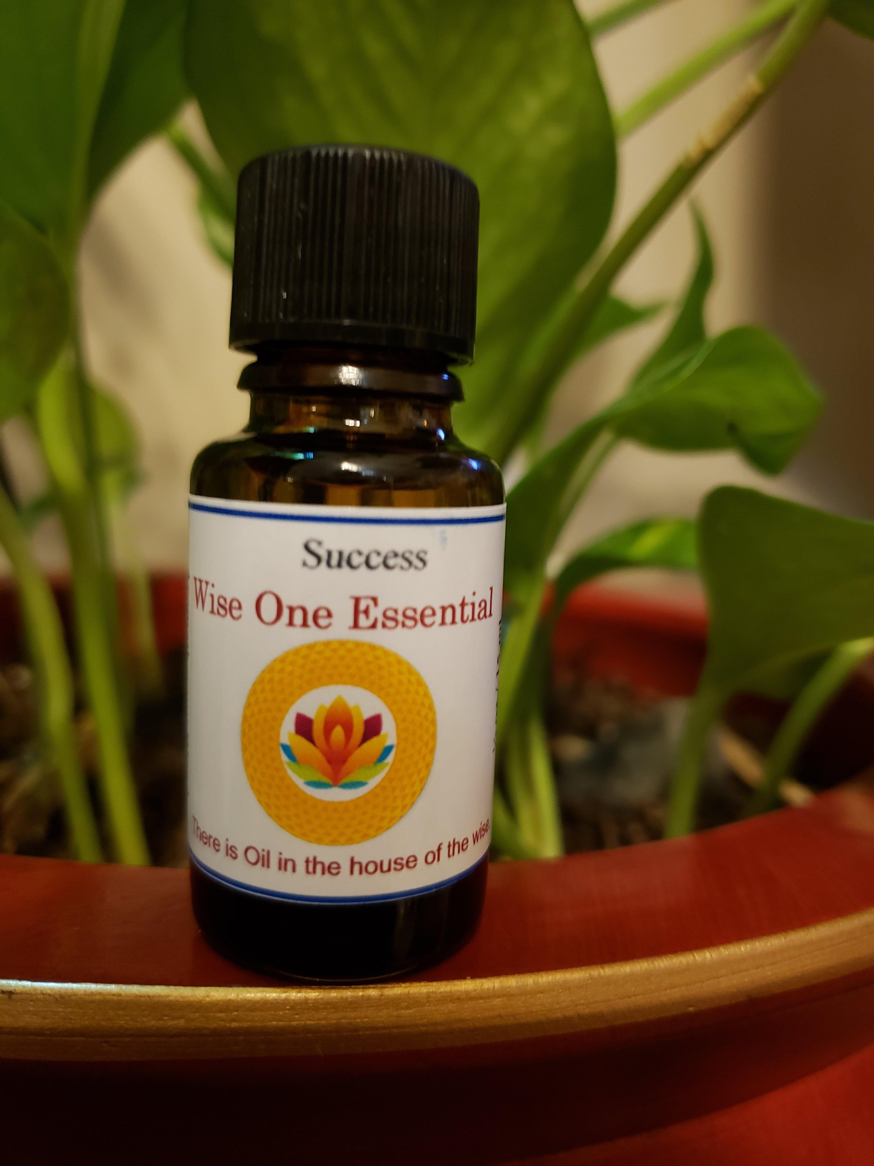 Success Essential Oil Blend  (5ml)