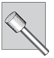 CBN Electroplated Mandrels (Carbide Shank) 00015