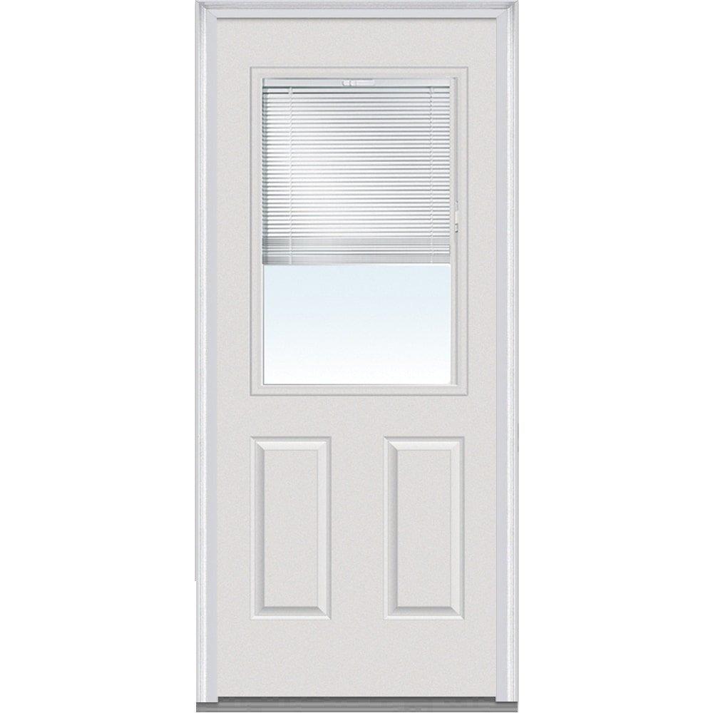 32x74 Mobile Home Storm Door: Mobile Home Door I Internal Mini Blind Steel Door