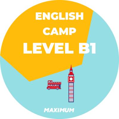 English Camp. Level B1