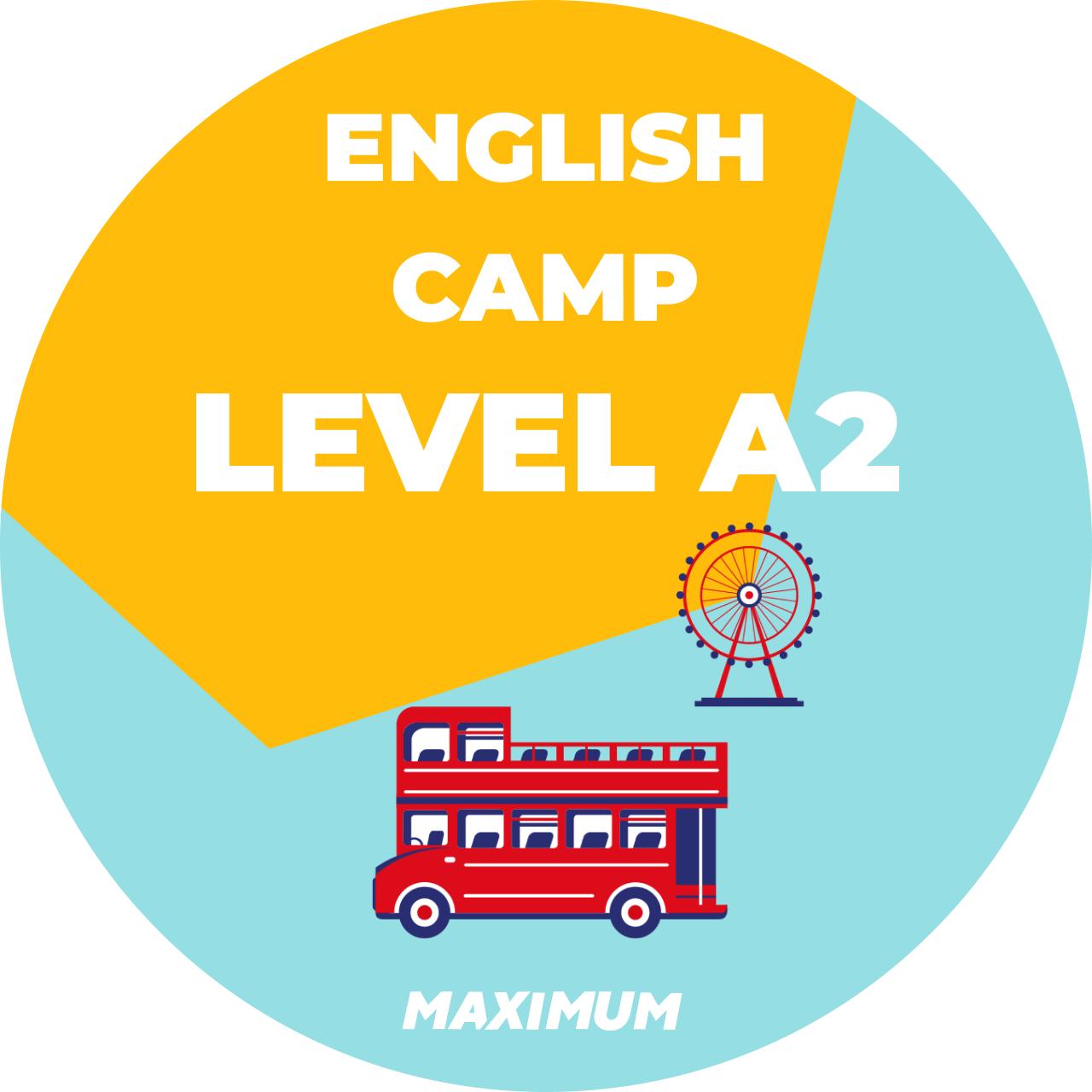 English Camp. Level A2