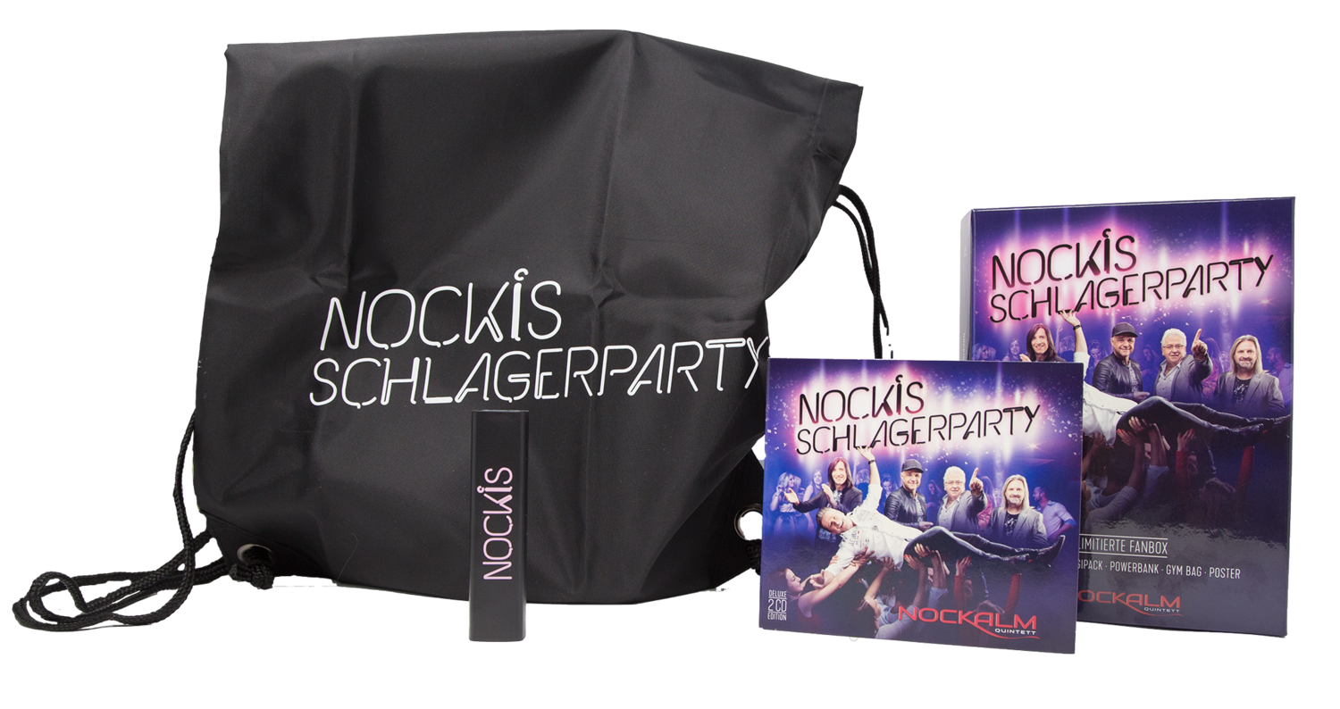 Nockis Schlagerparty (lim. Fanedition)