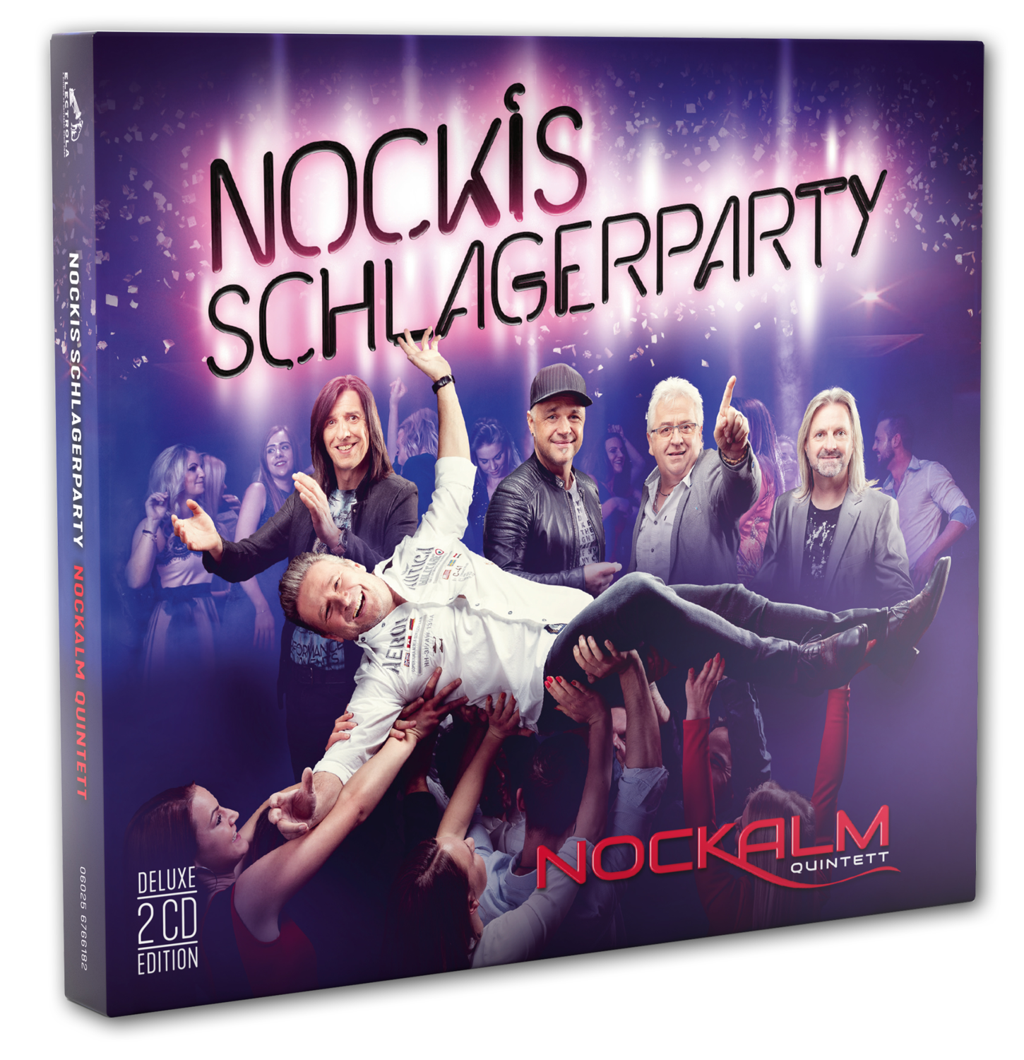 Nockis Schlagerparty (Deluxe-Edition)