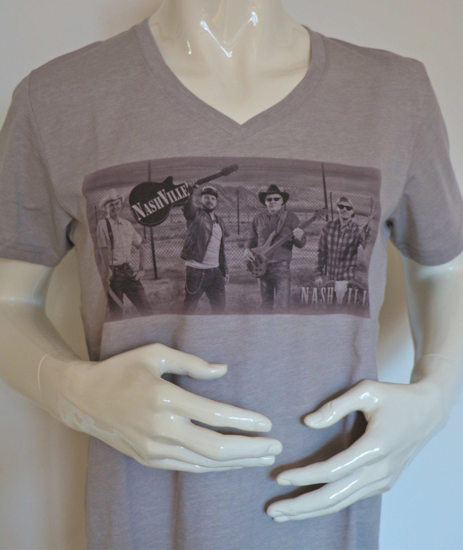 """T-Shirt """"Bandmotiv"""""""