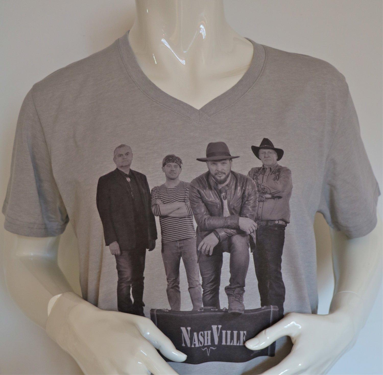 """T-Shirt """"Bandmotiv 2"""""""