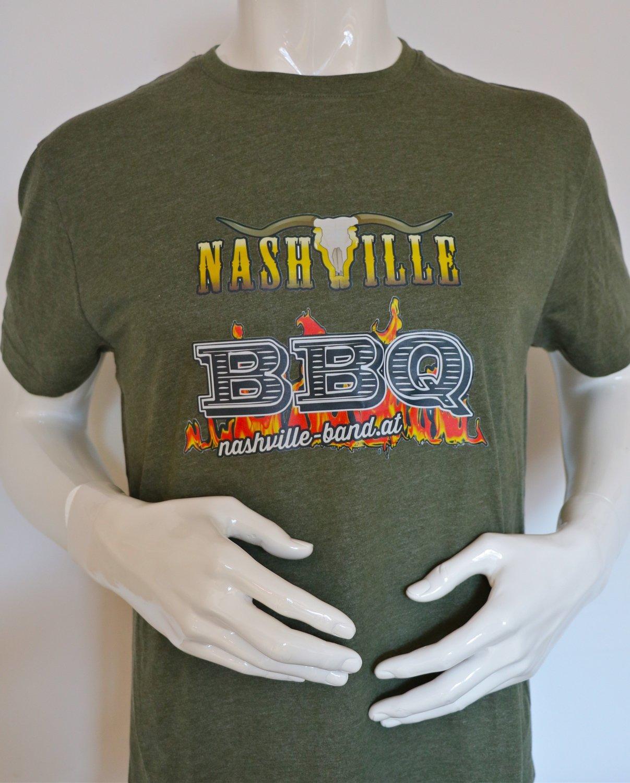 "T-Shirt ""Nashville BBQ"""