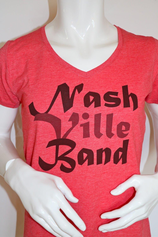 "T-Shirt ""Nashville Band"""