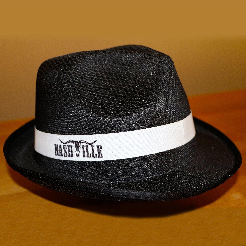 Nashville Hut - schwarz
