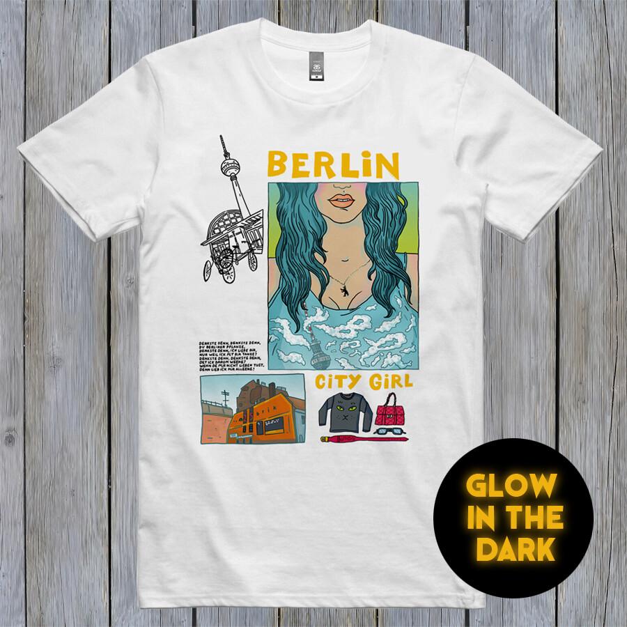 """""""Berlin City Girl"""" Shirt"""