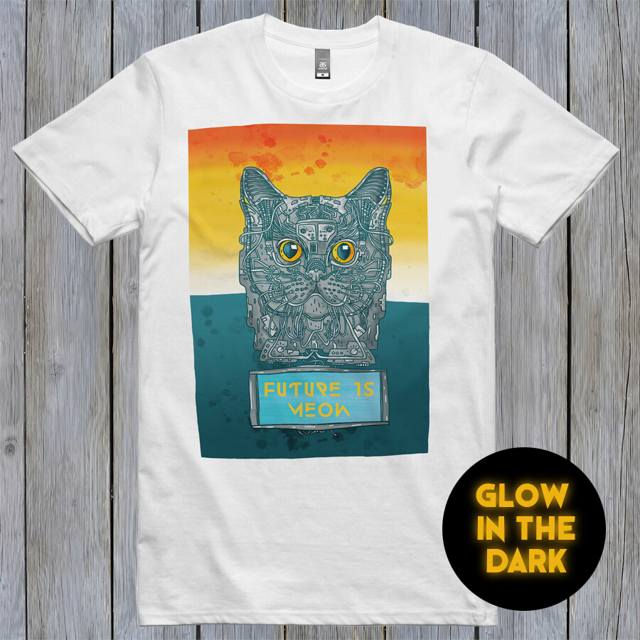 """""""Future Is Meow"""" Shirt"""